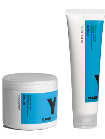 Vigorance No Frizz - Mascarilla antiencrespamiento