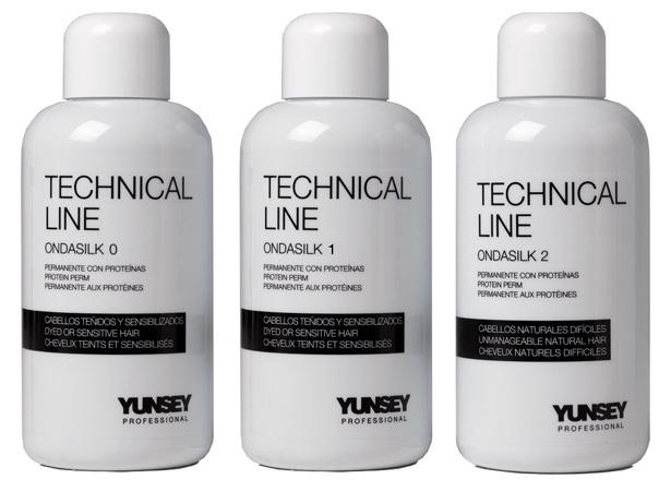 Technical Line - Onda silk