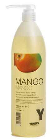 Línea aromática - Champú frutal mango