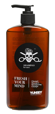 Yunsey for men - Champú