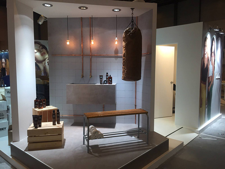 Salon Look Madrid 2015 -Stand
