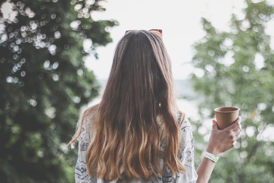 conseguir cabello limpio